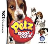 Ubisoft Petz Dogz Pack Nintendo DS Game