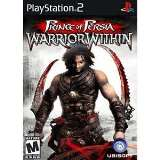 Ubisoft Prince of Persia Warrior Within PS2 Playstation 2 Game