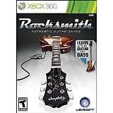 Ubisoft RockSmith Guitar and Bass Xbox 360 Game