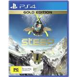 Ubisoft Steep Gold Edition PS4 Playstation 4 Game