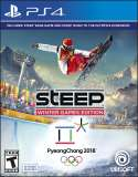 Ubisoft Steep Winter Games Edition PS4 Playstation 4 Game