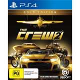 Ubisoft The Crew 2 Gold Edition PS4 Playstation 4 Game