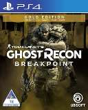 Ubisoft Tom Clancys Ghost Recon Breakpoint Gold Edition PS4 Playstation 4 Game
