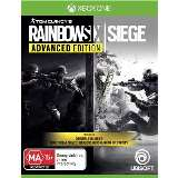 Ubisoft Tom Clancys Rainbow Six Siege Advanced Edition Xbox One Game