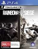 Ubisoft Tom Clancys Rainbow Six Siege PS4 Playstation 4 Game