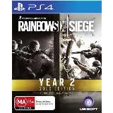 Ubisoft Tom Clancys Rainbow Six Siege Year 2 Gold Edition PS4 Playstation 4 Game