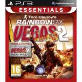 Ubisoft Tom Clancys Rainbow Six Vegas 2 Complete Edition PS3 Playstation 3 Game