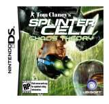 Ubisoft Tom Clancys Splinter Cell Chaos Theory Nintendo DS Game