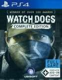 Ubisoft Watch Dogs Complete Edition PS4 Playstation 4 Game