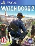 Ubisoft Watchdogs 2 PS4 Playstation 4 Game