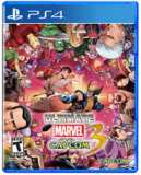 Capcom Ultimate Marvel vs Capcom 3 PS4 Playstation 4 Game