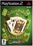 Play It Video Poker And Blackjack PS2 Playstation 2 Game