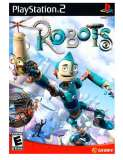 Vivendi Robots PS2 Playstation 2 Game