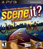 Warner Bros Scene It Bright Lights Big Screen PS3 Playstation 3 Game
