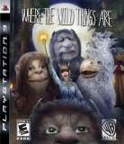Warner Bros Where the Wild Things Are PS3 Playstation 3 Game