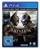 Warner Bros Batman Arkham Knight Game of the Year Edition PS4 Playstation 4 Game