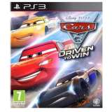 Warner Bros Cars 3 Driven To Win PS3 Playstation 3 Game