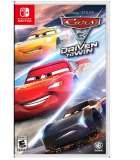 Warner Bros Cars 3 Driven to Win Nintendo Switch Game