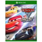 Warner Bros Cars 3 Driven to Win Xbox One Game