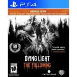 Warner Bros Dying Light The Following Enhanced Edition PS4 Playstation 4 Game