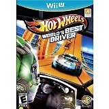 Warner Bros Hot Wheels Worlds Best Driver Nintendo Wii U Game