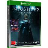 Warner Bros Injustice 2 Deluxe Edition Xbox One Game