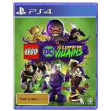 Warner Bros LEGO DC Supervillains PS4 Playstation 4 Game
