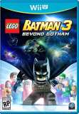 Warner Bros Lego Batman 3 Beyond Gotham Nintendo Wii U Game