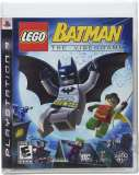 Warner Bros Lego Batman The Videogame PS3 Playstation 3 Game