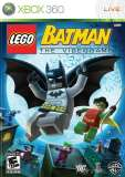 Warner Bros Lego Batman The Videogame Classics Xbox 360 Game