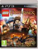 Warner Bros Lego Lord Of The Rings PS3 Playstation 3 Game