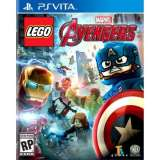 Warner Bros Lego Marvel Avengers PS Vita Game