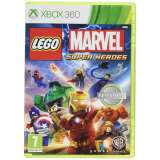 Warner Bros Lego Marvel Super Heroes Xbox 360 Game