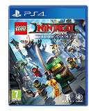 Warner Bros Lego Ninjago Movie Video Game PS4 Playstation 4 Game