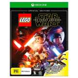 Warner Bros Lego Star Wars The Force Awakens Special Edition Xbox One Game