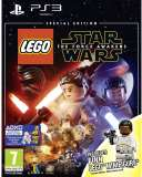 Warner Bros Lego Star Wars The Force Awakens Special Edition PS3 Playstation 3 Game