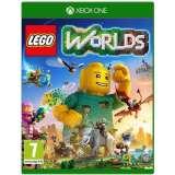 Warner Bros Lego Worlds Xbox One Game