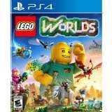 Warner Bros Lego Worlds PS4 Playstation 4 Game