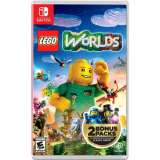 Warner Bros Lego Worlds Nintendo Switch Game