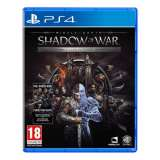 Warner Bros Middle Earth Shadow Of War Silver Edition PS4 Playstation 4 Game