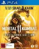 Warner Bros Mortal Kombat 11 Steelbook Edition PS4 Playstation 4 Game