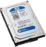 Western Digital Blue WD5000AZLX 00ZR6A0 500GB Hard Drive
