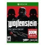 Bethesda Softworks Wolfenstein The New Order Xbox One Games