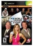 2k Sports World Poker Tour Xbox Game