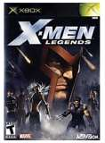 Activision X Men Legends Xbox Game