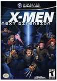 Activision X Men Next Dimension GameCube Game