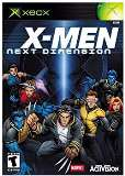 Activision X Men Next Dimension Xbox Game