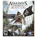 Ubisoft Assassins Creed 4 Black Flag PS4 Playstation 4 Games