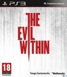 Bethesda Softworks The Evil Within PS3 Playstation 3 Game