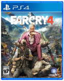 Ubisoft Far Cry 4 PS4 Playstation 4 Game